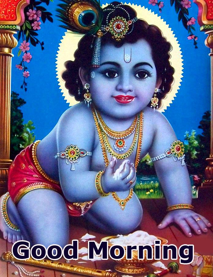 Bal-Krishna-HD-Good-Morning-Image