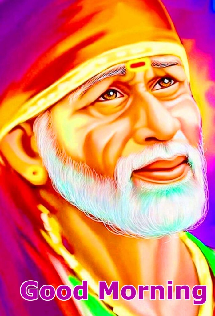 Latest-Sai-Baba-Good-Morning-Image