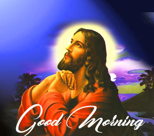 Best Jesus Christ Good Morning Image