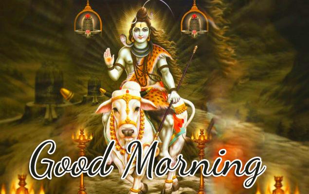 Best Mahadev Good Morning Image
