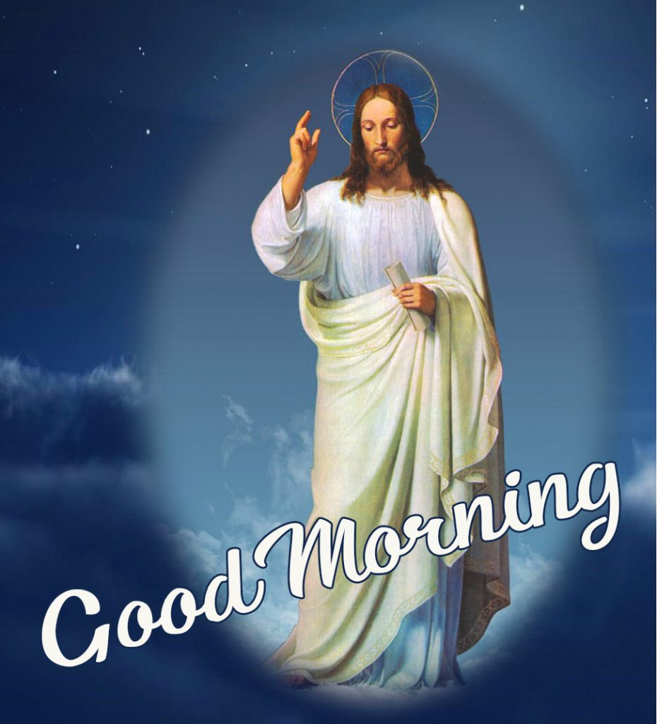 Good Morning Jesus Wallpaper