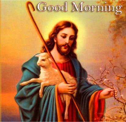 Good Morning Lord Jesus Image