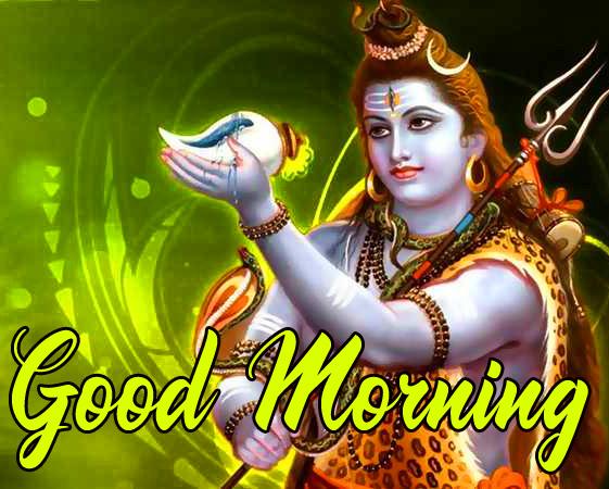 Good Morning Mahadev Shankar Picture