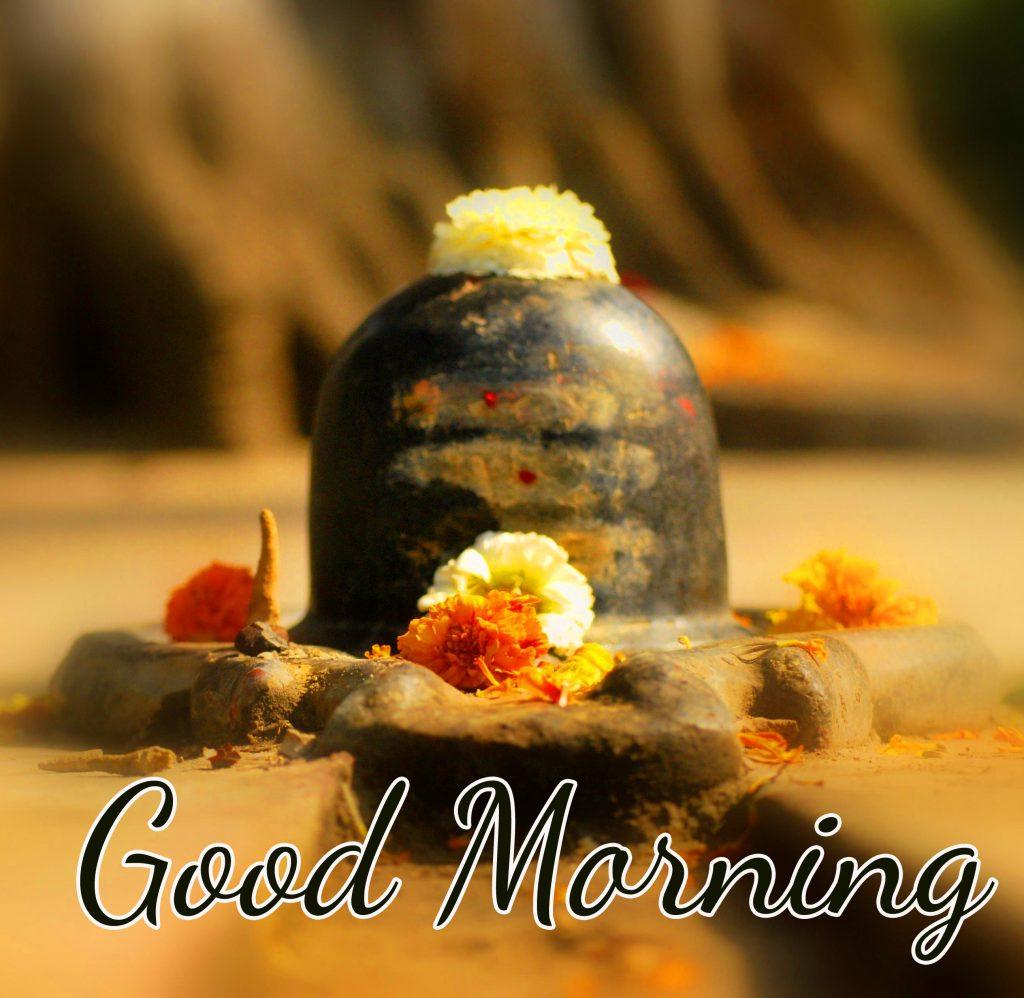 Good Morning Mahadev Silent Wallpaper