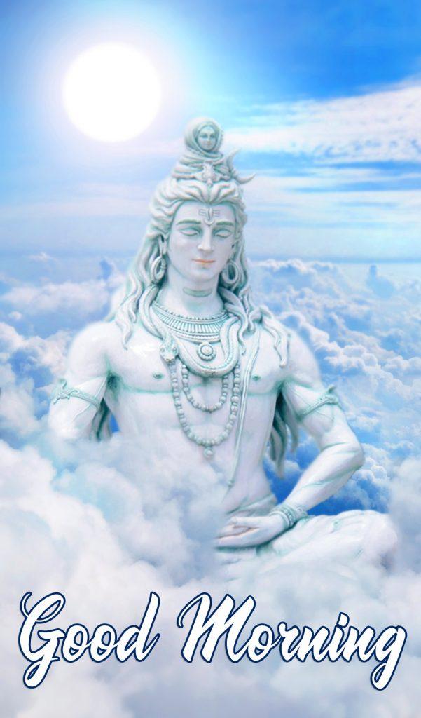 Heaven Mahadev Good Morning Image