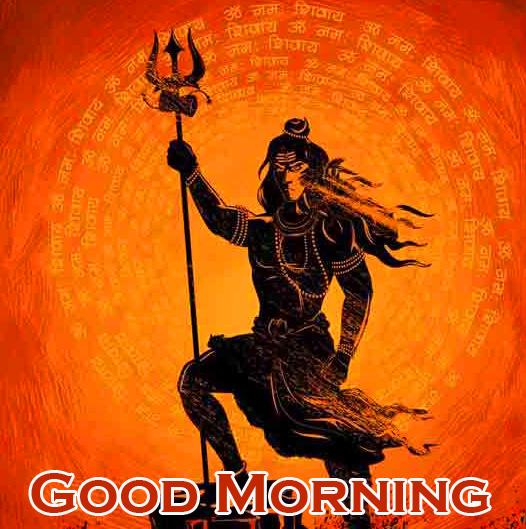 Hindu God Mahadev Good Morning Pic