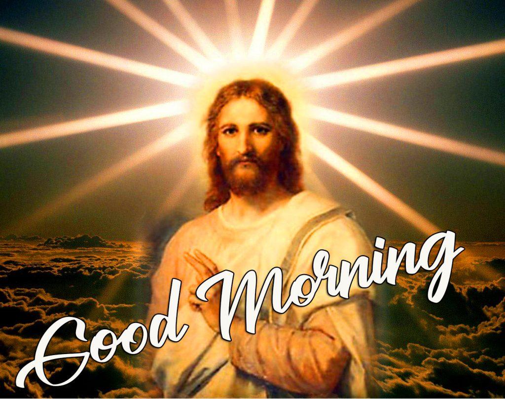 Jesus Good Morning Wallpaper