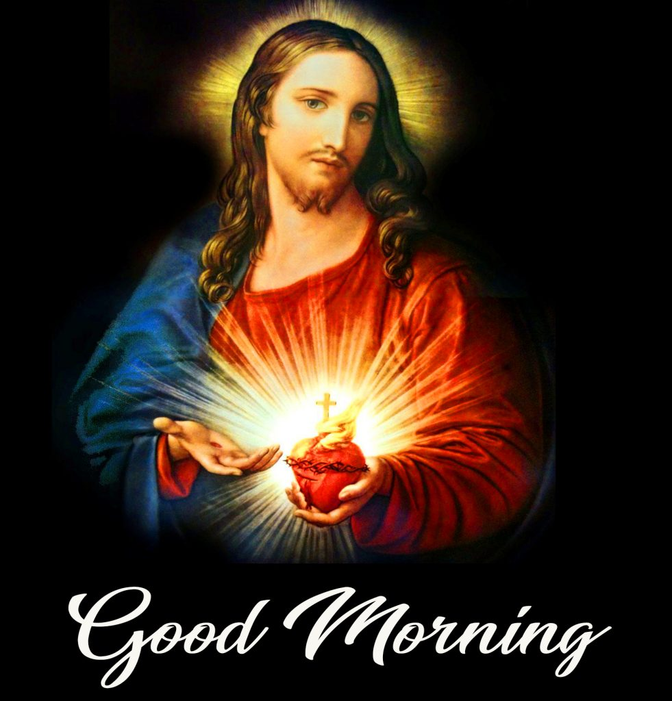 Lord Jesus Good Morning Picture HD